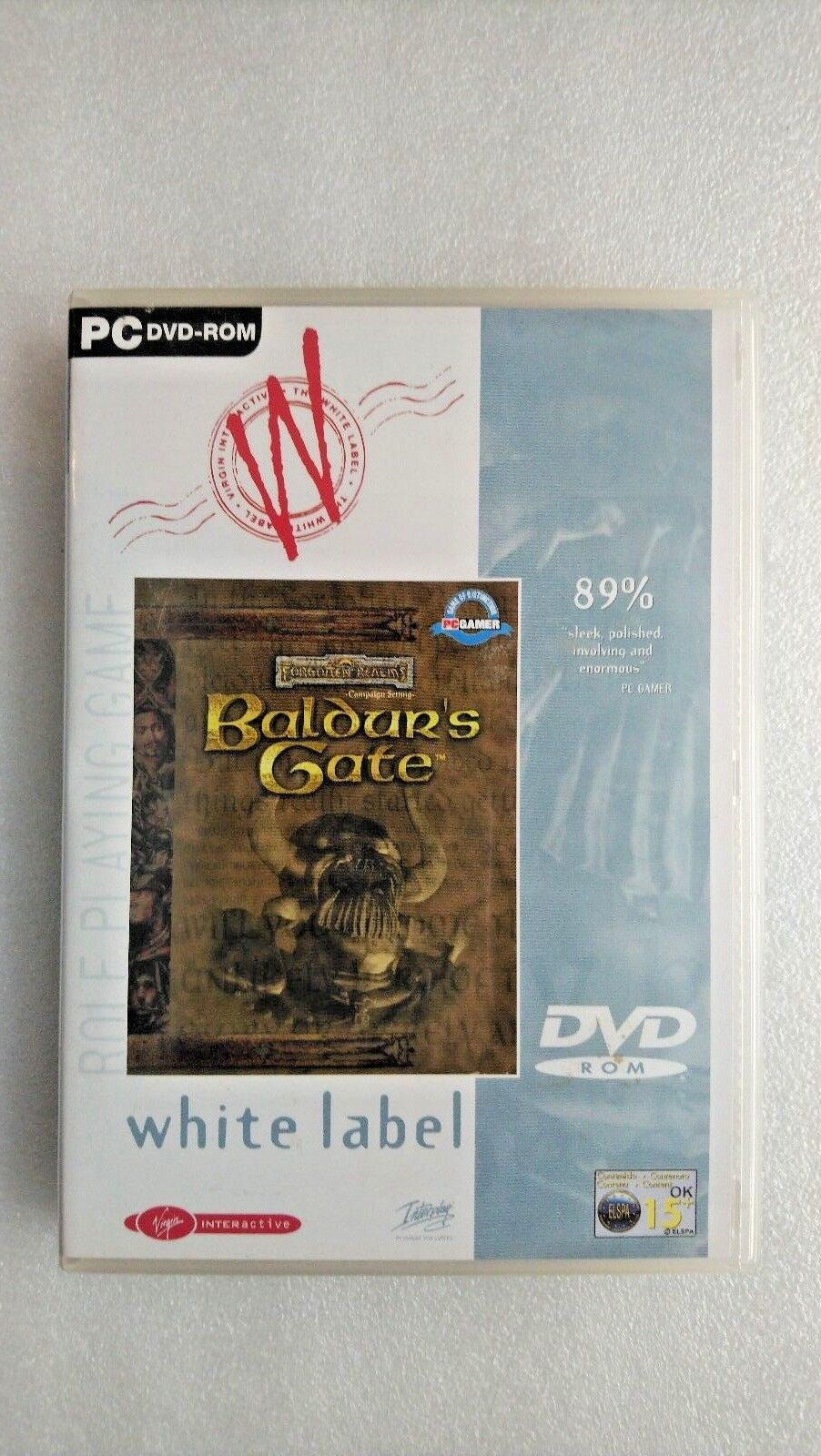 Baldur's Gate  PC Game (1999)