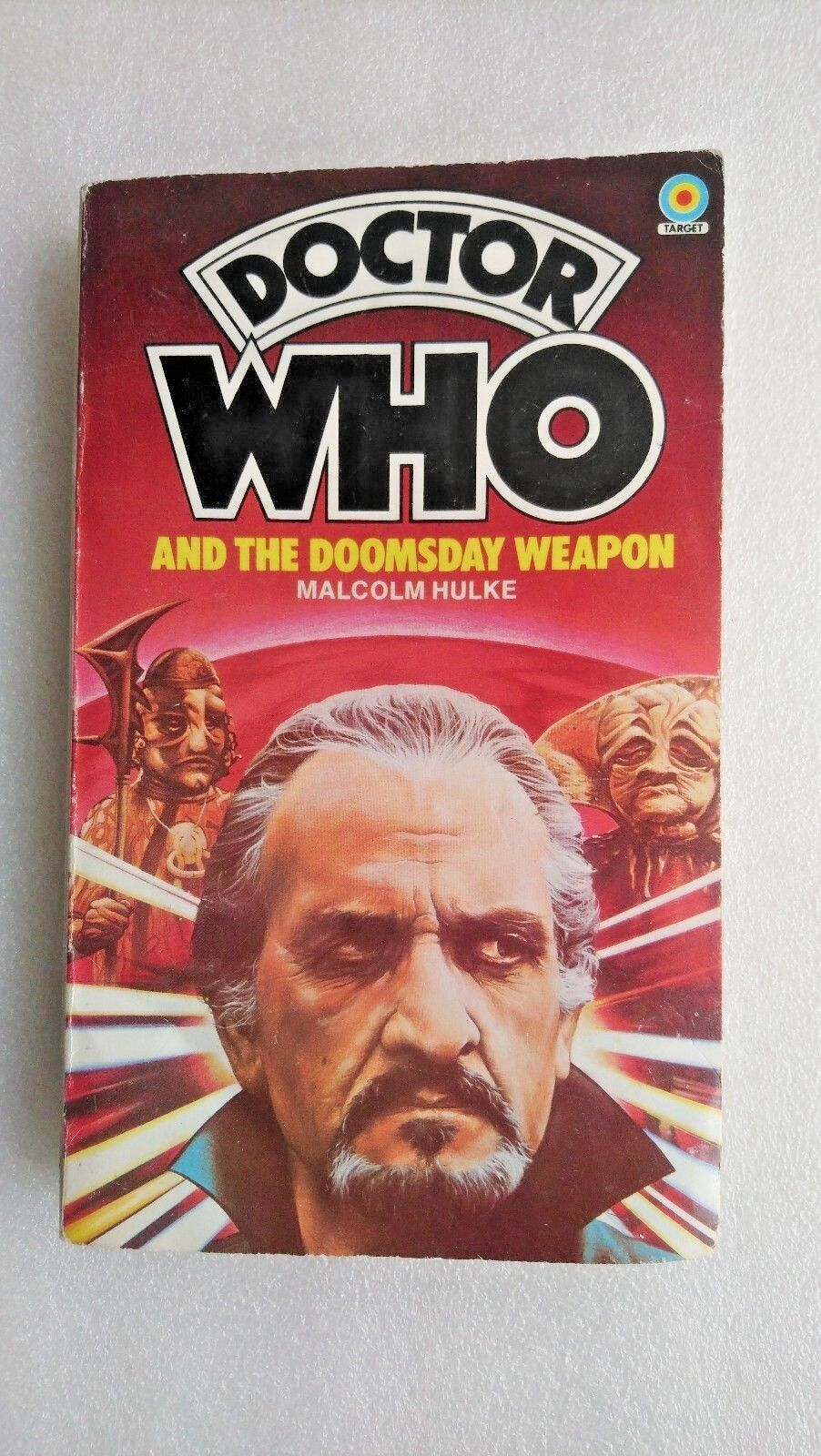 Doctor Who and the Doomsday Weapon by Malcolm Hulke (Paperback, 1983)