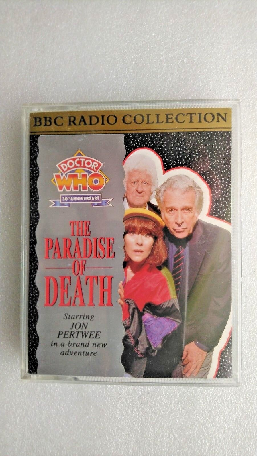 Doctor Who The Paradise of Death  (Audio Soundtrack 1993) - Jon Pertwee