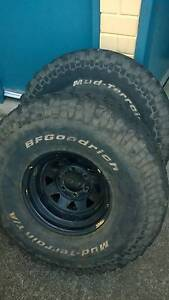 """35"""" Mud Tyres - KM1's & Wrangler's Wilton Wollondilly Area Preview"""