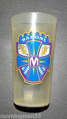 BARONS MÜNCHEN - Plastikbecher 0,3 ltr. (2000)