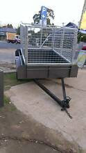 7X4 CAGED TRAILER Adelaide CBD Adelaide City Preview
