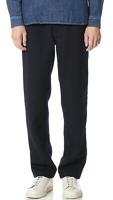Our Legacy Potato Sack Wool Black Pull On size 52 Men's Relaxed Trousers Pants