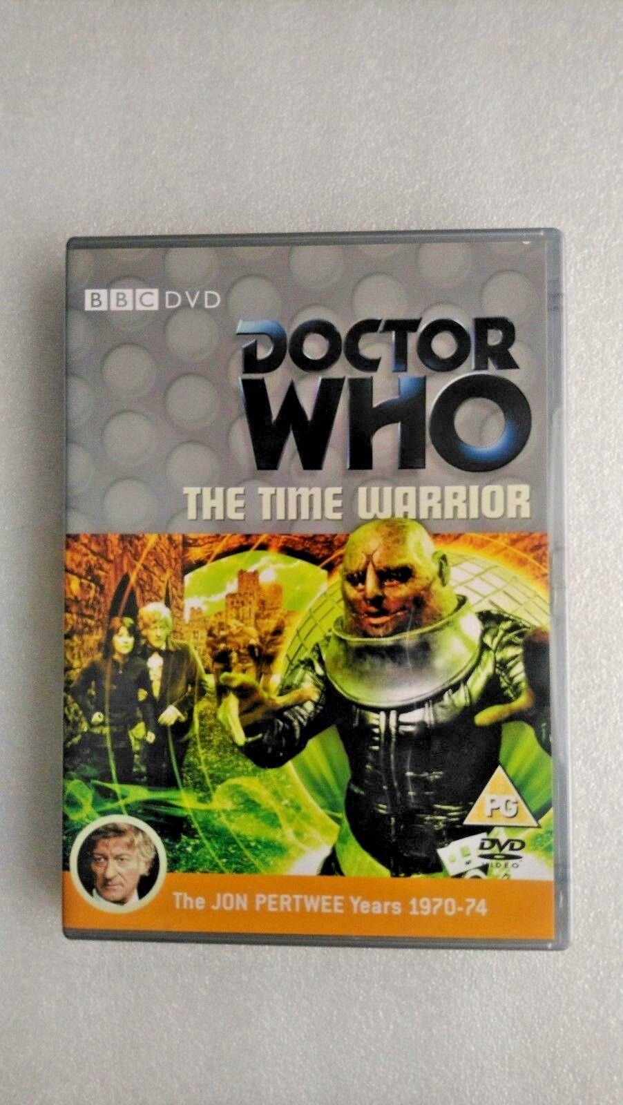 Doctor Who - Time Warrior (DVD, 2007) - Jon Pertwee