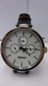 Ladies Mimco Watch - Leather Strap - Great Condition -SALE!!!! Dandenong Greater Dandenong Preview