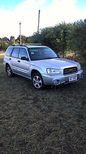 2003 Subaru Forester Wagon 194,829kms Leschenault Harvey Area Preview