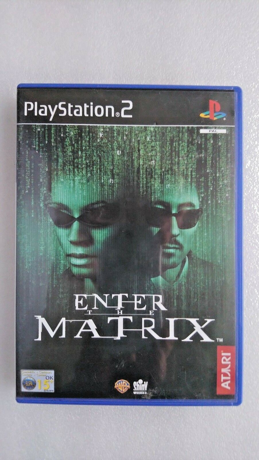 Enter the Matrix (Sony PlayStation 2, 2003)