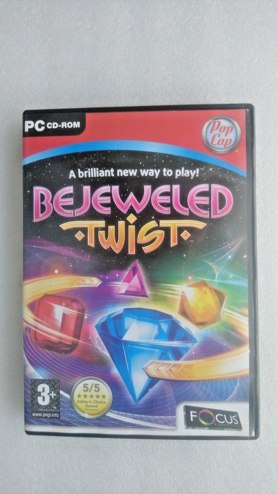 Bejeweled Twist (PC Windows 2008)