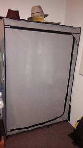 Two portable wardrobes for $15 Kingswood Penrith Area Preview