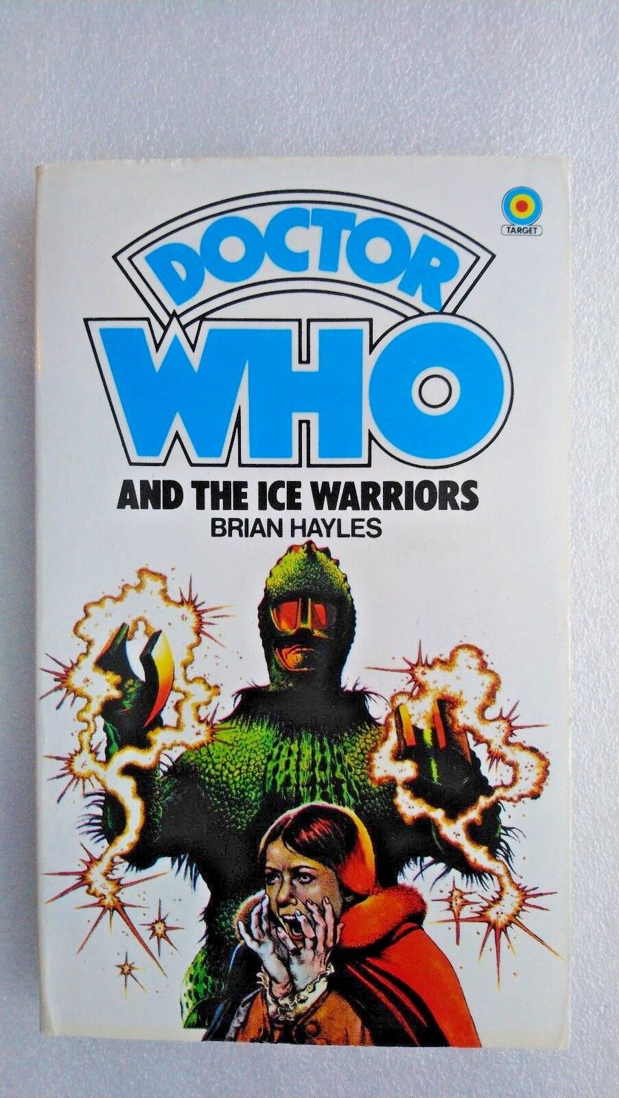 Doctor Who and the Ice Warriors by Brian Hayles (Paperback, 1984)