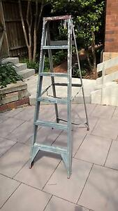 Gorilla Brand Aluminium A-frame Ladder Lindfield Ku-ring-gai Area Preview
