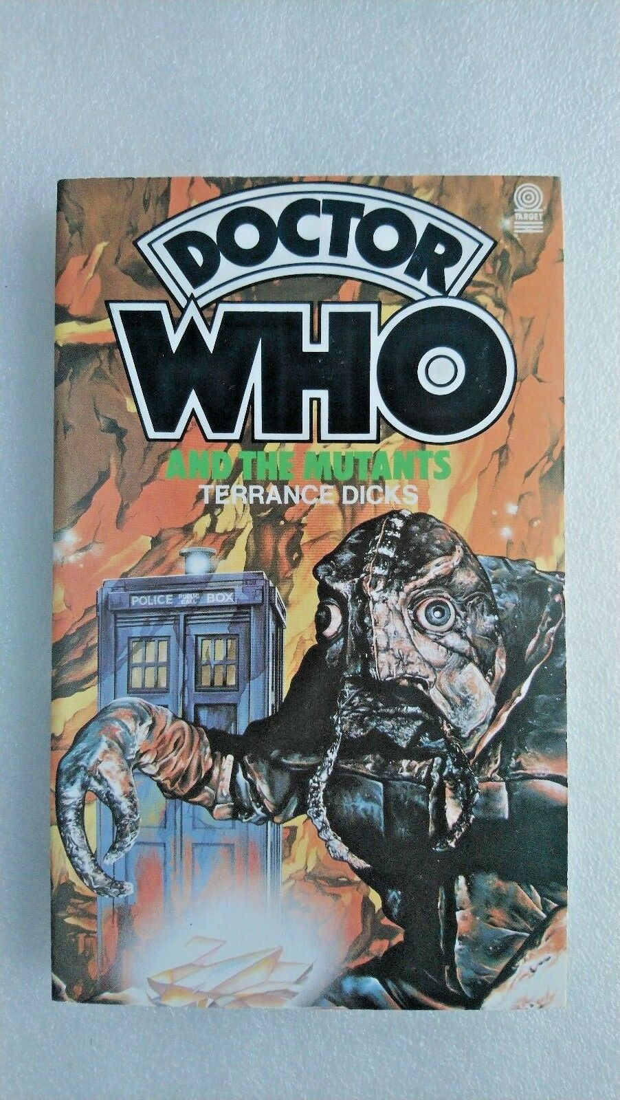 Doctor Who and the Mutants by Terrance Dicks (Paperback, 1984)