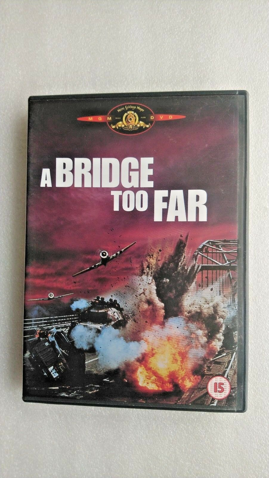 A Bridge Too Far (DVD, 2000)