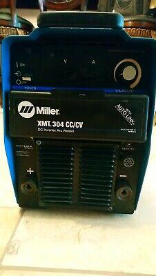 Miller Welder Xmt 304 Cccv.