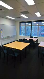Classrooms for Rent in the Melbourne CBD