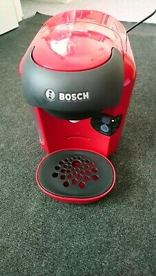Bosch Tassimo TAS1251GB Vivy Multi Beverage Hot Drinks Coffee Machine Sweet Pink