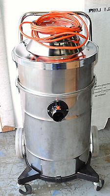 New Hako Minuteman C83985-01 Medical Laboratory Stainless Vacuum Cleaner