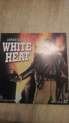 White Heat NTSC USA 🇺🇸 Laserdisc