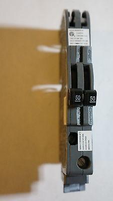 Connecticut Electric Ubiz0250 50a 2 Pole Thin Zinsco Rc3850 Circuit Breaker New