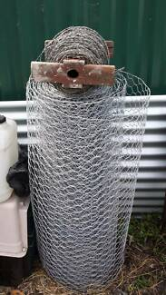 Fencing Wire roll plus barb wire
