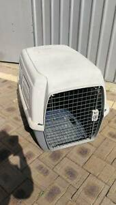XXL dog crate pet carrier cage kennel den coop
