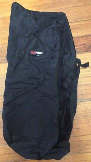 BLACK WOLF SAFETY COVERALL FOR MED- LARGE BACKPACK...RRP $55