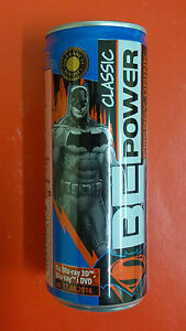 Batman v Superman Dawn of Justice - BE POWER ENERGY DRINK CAN - 250ml EMPTY - <span itemprop=availableAtOrFrom>Gdynia, Polska</span> - Batman v Superman Dawn of Justice - BE POWER ENERGY DRINK CAN - 250ml EMPTY - Gdynia, Polska