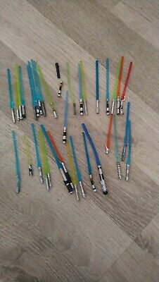 Star Wars Lightsabers Job Lot