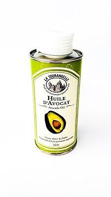 Lebensmittel Avocado-Öl (Avocadoöl Avocado Öl hochwertiges Speiseöl 250ml Schmuckdose La Tourangelle !)