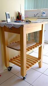 Kitchen Trolley Greenslopes Brisbane South West Preview