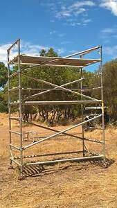 ALULITE SCAFFOLDING - OPEN TO SENSIBLE OFFERS Gidgegannup Swan Area Preview