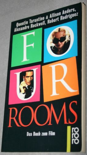 Four Rooms. Rowohlt Band 1395 - 9783499139550 Quentin Tarantino, Allison Anders