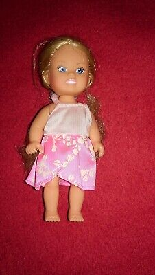 Steffi Kind Evi Love Simba Toys Shelly Chelsea Puppe + Kleidung P91f Doll child