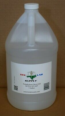 Any Size Polyethylene Glycol 300 Peg 300 Uspkosher - Food Gradeconcentrates