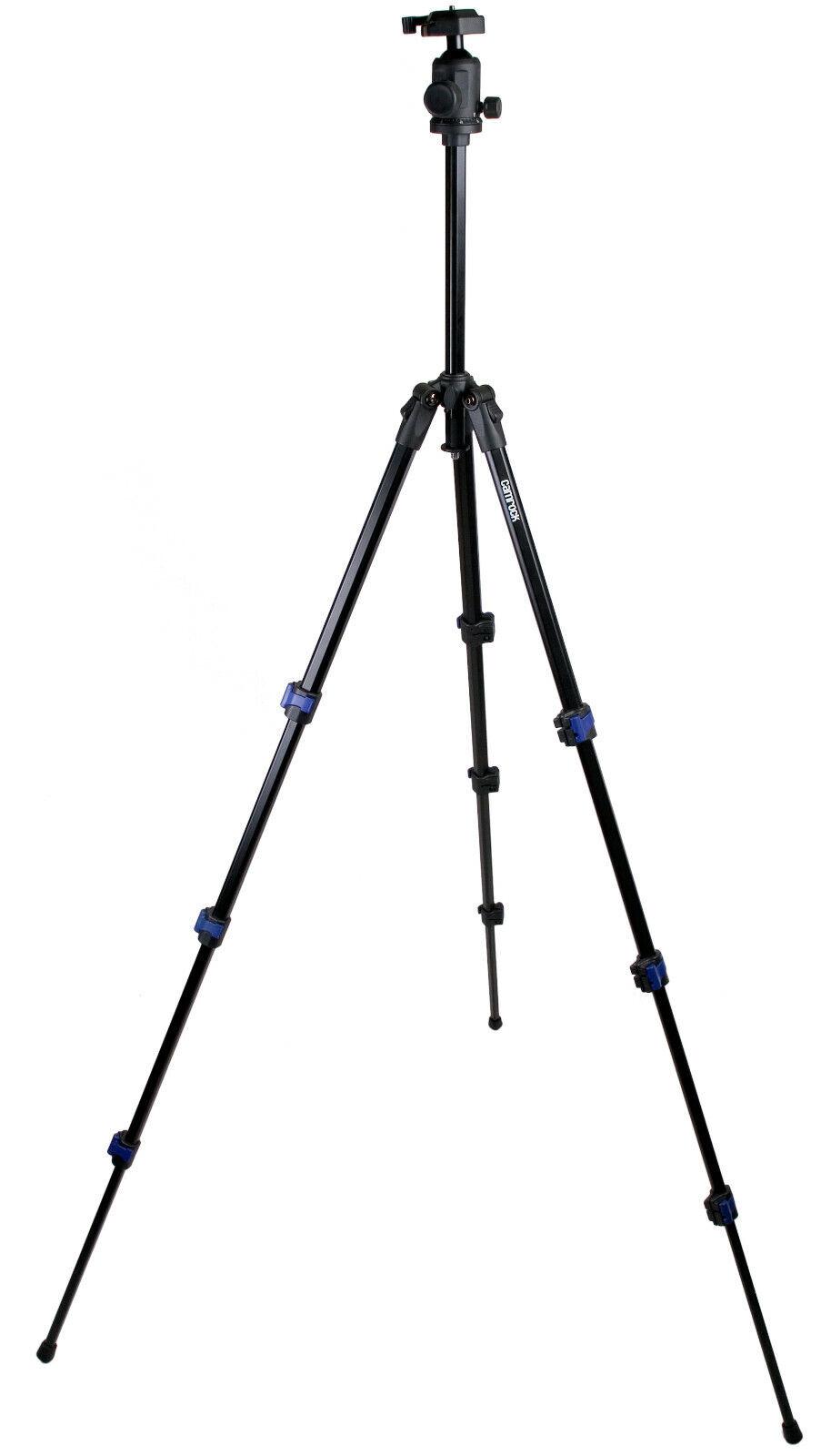 Stativ Tripod Dreibeinstativ Camrock TS53 für Fuji Olympus Panasonic Kameras