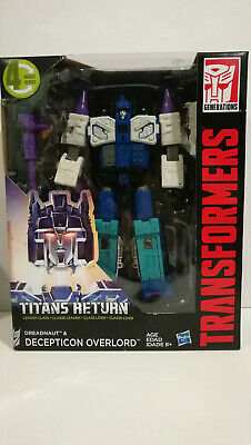 Transformers Titans Return Overlord MISB