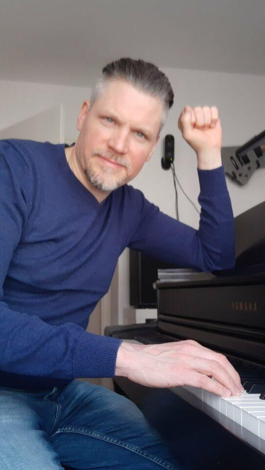 Klavierunterricht online via Skype, Zoom, Discord oder Whatsapp in Nürnberg