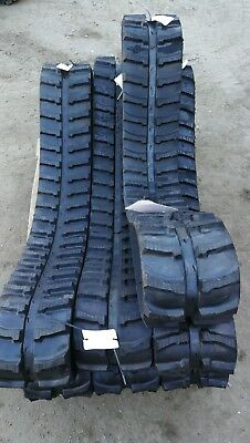 1 Paar GuMaRo Gummiketten 230x48x62 für Minibagger ab Lager inkl Versand !