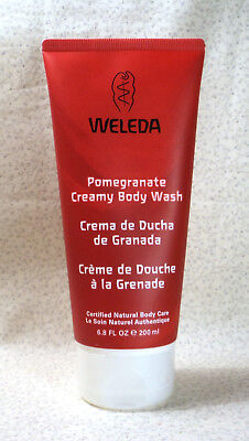 Weleda Pomegranate Creamy Body Wash 200ml/6.8oz