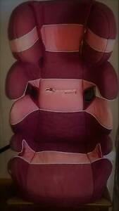 High back chair - car seat - car booster Greenough Geraldton City Preview