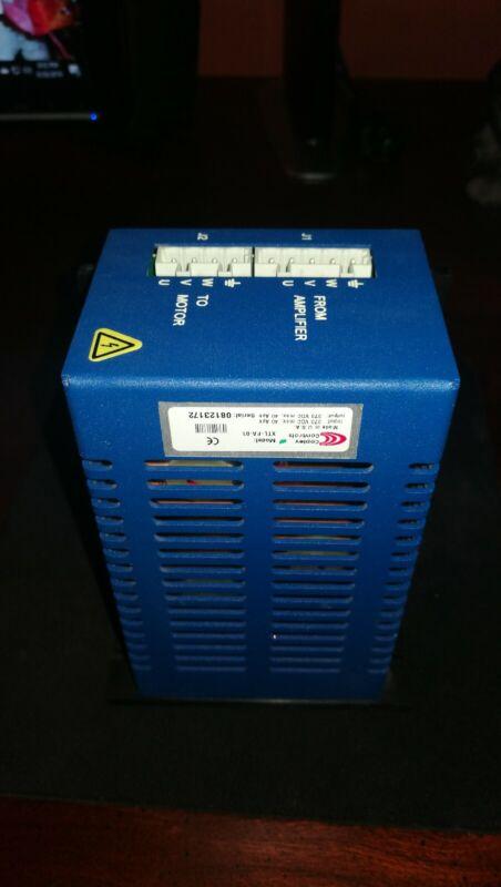 Used Copley Controls XTL-FA-01 Edge Filter