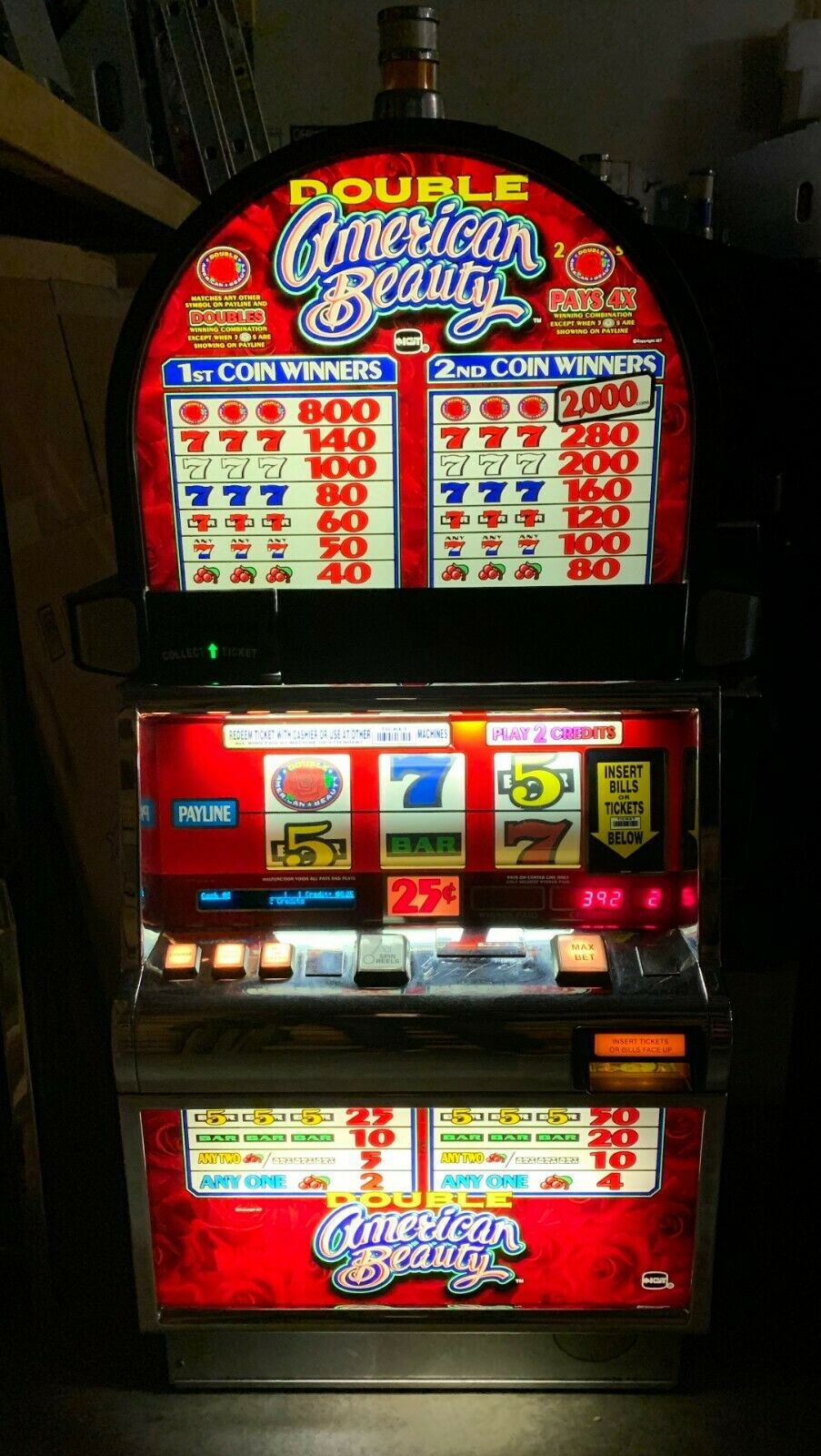 American Slot Machines