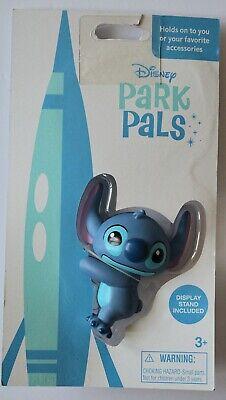 Disney Parks Park Pals Clip-On Figure Stitch New