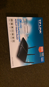 TP-LINK AC1750 WIRELESS DUAL BAND MODEM ROUTER Berwick Casey Area Preview
