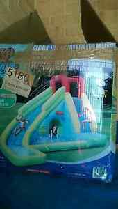 Bouncy Castle Waterside Pool Scarborough Stirling Area Preview