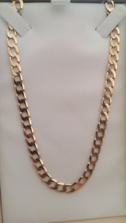 9ct Gold Chain 19.6gm $850