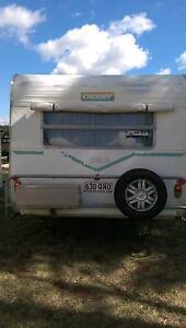 15ftx8ft.chesney caravan Kingaroy South Burnett Area Preview