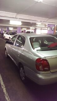 Toyota Echo Automatic Parramatta Parramatta Area Preview