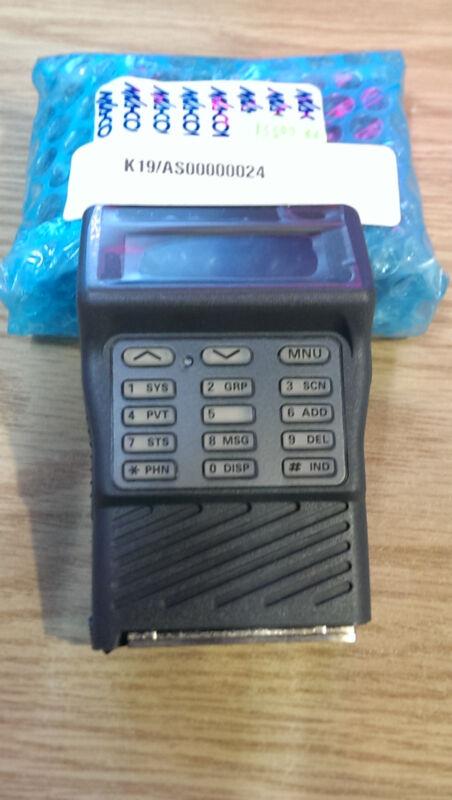 NEW M/A COM K19/AS00000024 MRKII Front Assembly Keypad 15 Key M-RK II ERICSSON