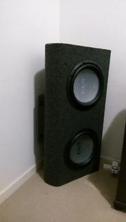 Option Audio SUBS + AMP